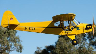 24-8798 - Piper J-3C-65 Cub - Adelaide Biplanes