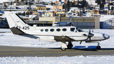 T7-425 - Cessna 425 Corsair - Private