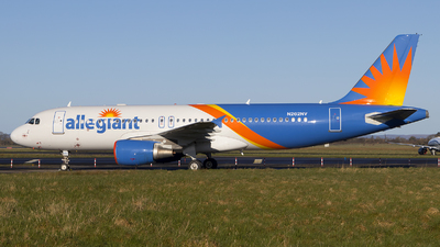 N262NV - Airbus A320-214 - Allegiant Air