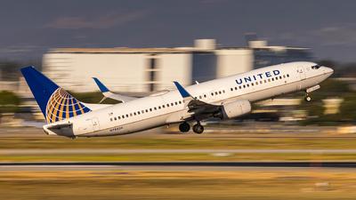 N78524 - Boeing 737-824 - United Airlines