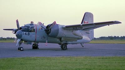 12148 - Grumman S-2F-2 Tracker - Canada - Royal Canadian Air Force (RCAF)