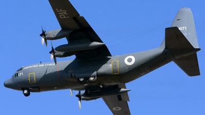 4171 - Lockheed C-130E Hercules - Pakistan - Air Force