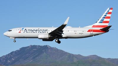 N309PC - Boeing 737-823 - American Airlines