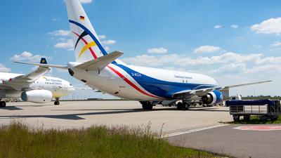D-ACLX - Boeing 737-45D(SF) - CargoLogic Germany
