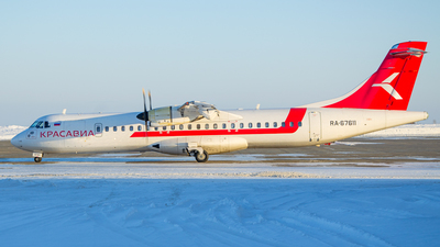 RA-67611 - ATR 72-212A(500) - Kras Avia