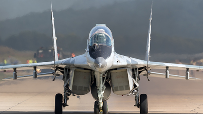 5304 - Mikoyan-Gurevich MiG-29UB Fulcrum - Slovakia - Air Force