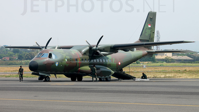 A-2307 - IPTN CN-235-220 - Indonesia - Air Force