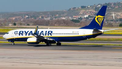 A picture of EIDWP - Boeing 7378AS - Ryanair - © Pablo Gonzalez de Leon