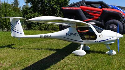 SP-SDRM - Pipistrel Alpha Trainer - Private