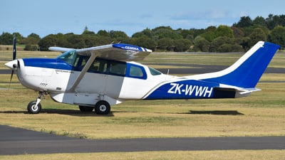 ZK-WWH - Cessna U206G Stationair - Private
