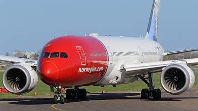 LN-LNV - Boeing 787-9 Dreamliner - Norwegian