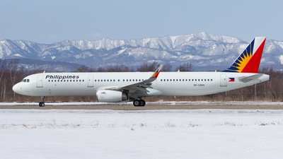 RP-C9910 - Airbus A321-231 - Philippine Airlines