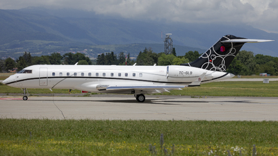 TC-GLB - Bombardier BD-700-1A10 Global 6000 - Private