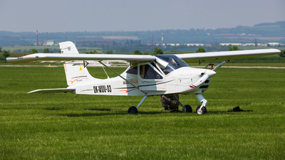 OK-WUU-03 - Tecnam P92 Echo Classic - Private
