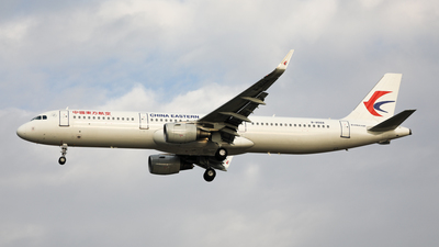 B-8568 - Airbus A321-211 - China Eastern Airlines