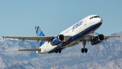 N584JB - Airbus A320-232 - jetBlue Airways