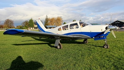 A picture of GIOCJ - Piper PA28R200 - [28R7335148] - © Jez-UK