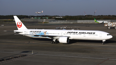 JA733J - Boeing 777-346ER - Japan Airlines (JAL)