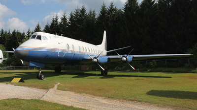 D-ANAM - Vickers Viscount 814 - Private