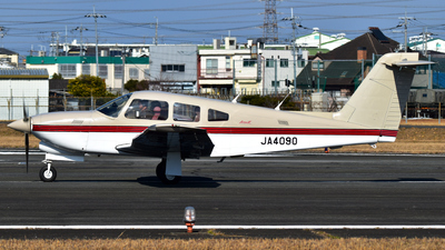 JA4090 - Piper PA-28RT-201T Turbo Arrow IV - Private
