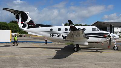 PP-OEA - Beechcraft B200GT Super King Air - Private