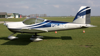 A picture of PHBZT - Van's RV12 - [120209] - © Ronald Vermeulen
