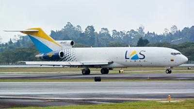 HK-4637 - Boeing 727-2S2(Adv)(F) - Líneas Aéreas Suramericanas