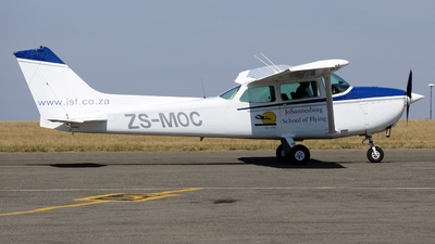 ZS-MOC - Cessna 172N Skyhawk - Johannesburg School of Flying