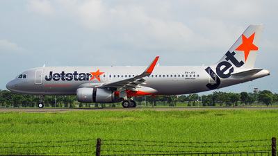 A picture of 9VJSV - Airbus A320232 - Jetstar Airways - © eduardo k purba