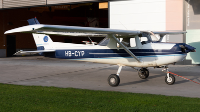 A picture of HBCYP - Cessna F152 - [1578] - © Alexandre Fazan