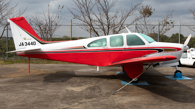 JA3440 - Beechcraft E33 Bonanza - Private