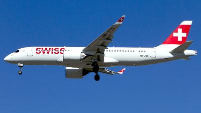 HB-JCS - Airbus A220-300 - Swiss