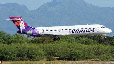 N485HA - Boeing 717-22A - Hawaiian Airlines