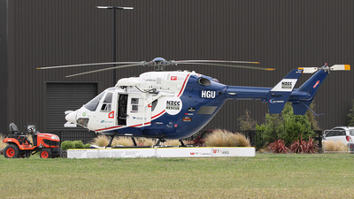 ZK-HGU - MBB BK117B-2 - Garden City Helicopters