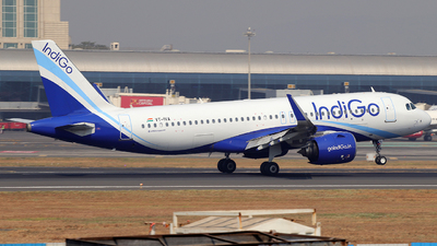 A picture of VTIVA - Airbus A320271N - IndiGo - © Alberto Cucini