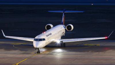 D-ACNH - Bombardier CRJ-900 - Lufthansa Regional (CityLine)