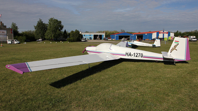 HA-1270 - Scheibe SF.25C Falke - Private