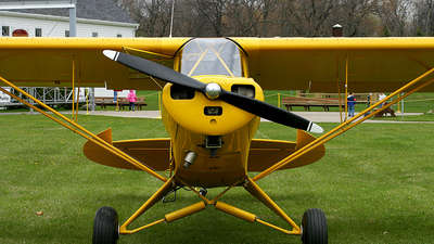 N342x - Piper J-3C-65 Cub - Private
