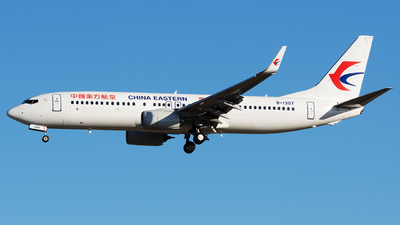 A picture of B1307 - Boeing 73789P - China Eastern Airlines - © Dream_flight