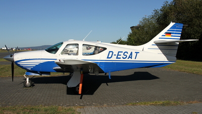 D-ESAT - Rockwell Commander 114B - Private