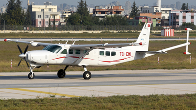 TC-EMI - Cessna 208B Grand Caravan EX - Turkey - Ministry of Energy and Natural Resources