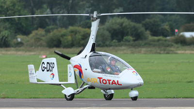 G-DISP - AutoGyro Europe Calidus - Private