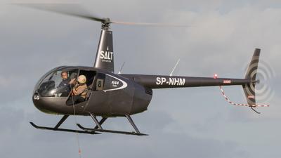 SP-NHM - Robinson R44 Cadet - Salt Aviation