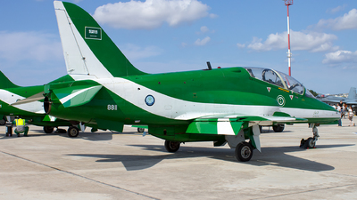 8811 - British Aerospace Hawk Mk.65A - Saudi Arabia - Air Force