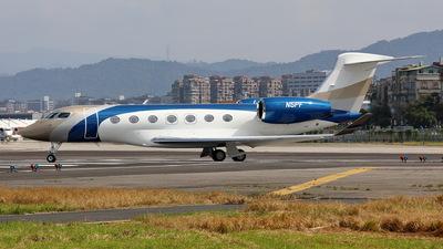 N5PF - Gulfstream G500 - Private