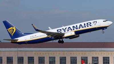 EI-EGA - Boeing 737-8AS - Ryanair