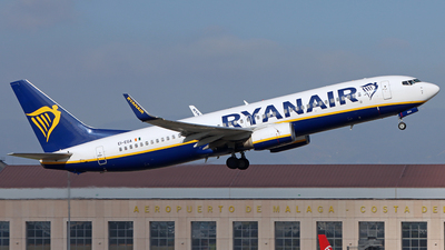 A picture of EIEGA - Boeing 7378AS - Ryanair - © Peter Kesternich