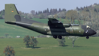 50-66 - Transall C-160D - Germany - Air Force