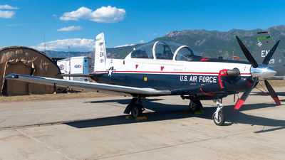 08-3911 - Hawker Beechcraft T-6A Texan II - United States - US Air Force (USAF)