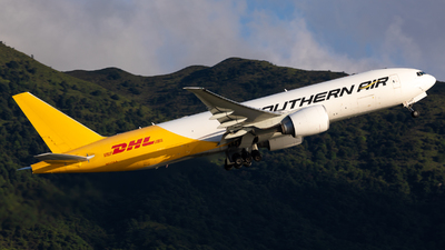 N777SA - Boeing 777-FZB - Southern Air